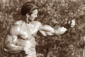 Larry Scott- der erste Mr. Olympia