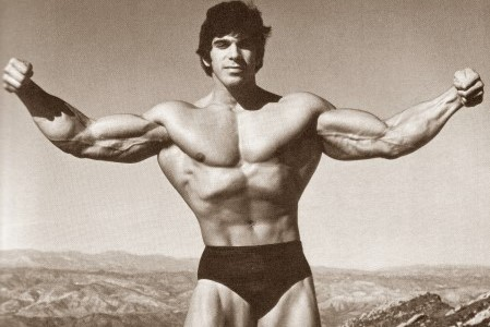 Lou Ferrigno- der echte Hulk