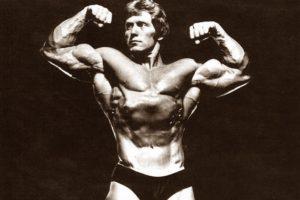 Ken Waller- der Bodybuilder mit dem roten Haar