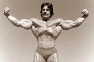 Mike Mentzer- Mr. Heavy Duty