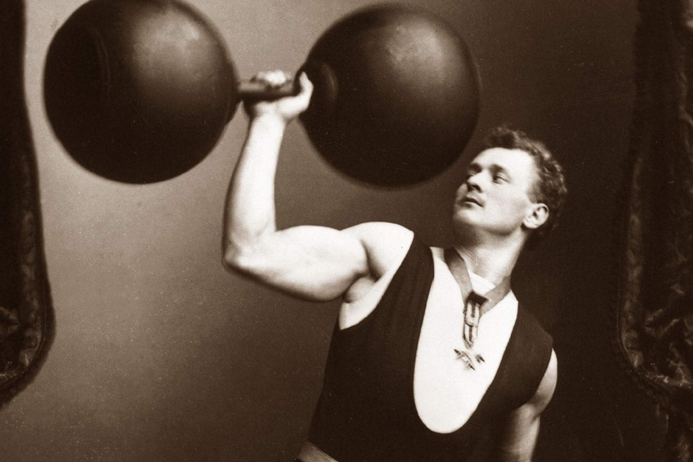 Eugen Sandow- der Godfather des Bodybuildings