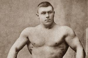 Georg Hackenschmidt- Strongman und Wrestler