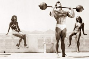 The Silver Era of Bodybuilding
