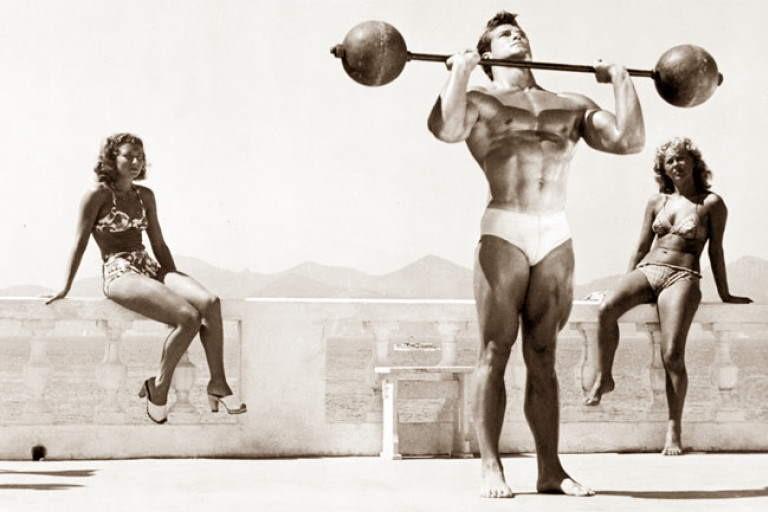 The Silver Era of Bodybuilding