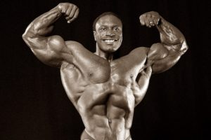 Lee Haney- 8-facher Mr. Olympia