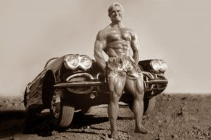 Tom Platz- der Quadfather