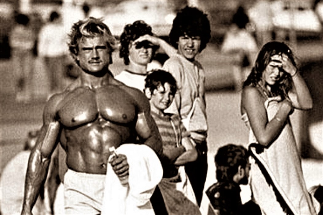 You are currently viewing Die 80er Jahre des Bodybuildings